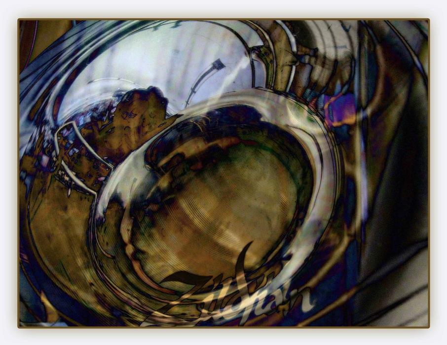 photoblog image Horn section