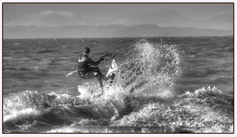 photoblog image Crest of a wave.