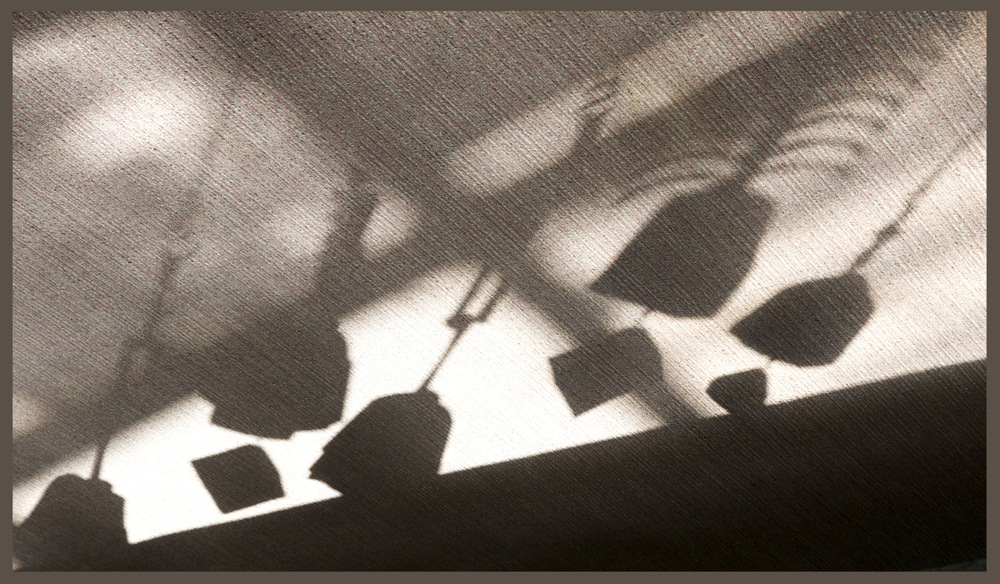 photoblog image Arcosanti shadows