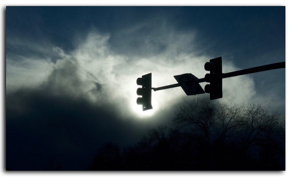 photoblog image Traffic light.....