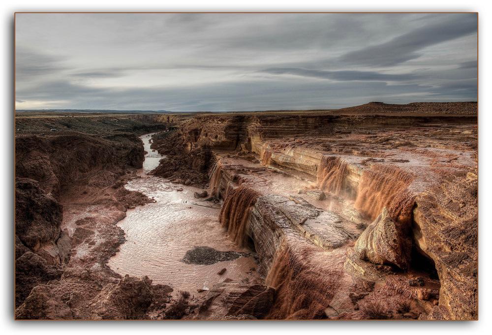 photoblog image Grand falls....