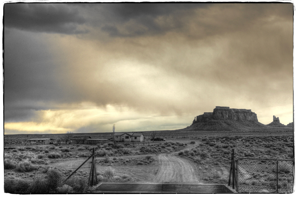 photoblog image Monument valley ranch