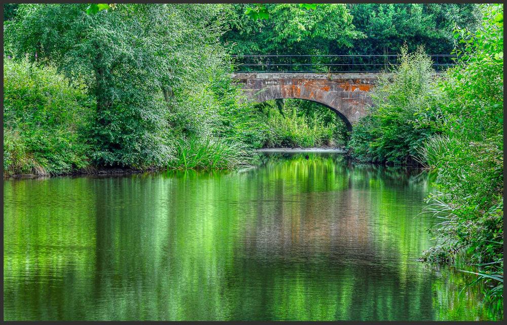 photoblog image Bridge over untroubled waters....
