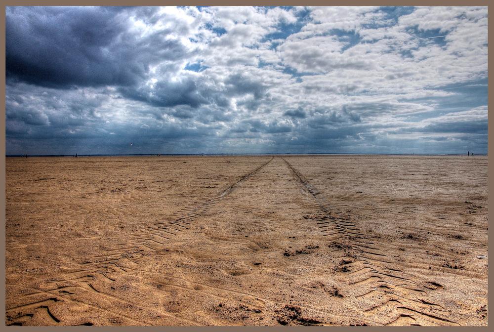 photoblog image Short cut to Southport...