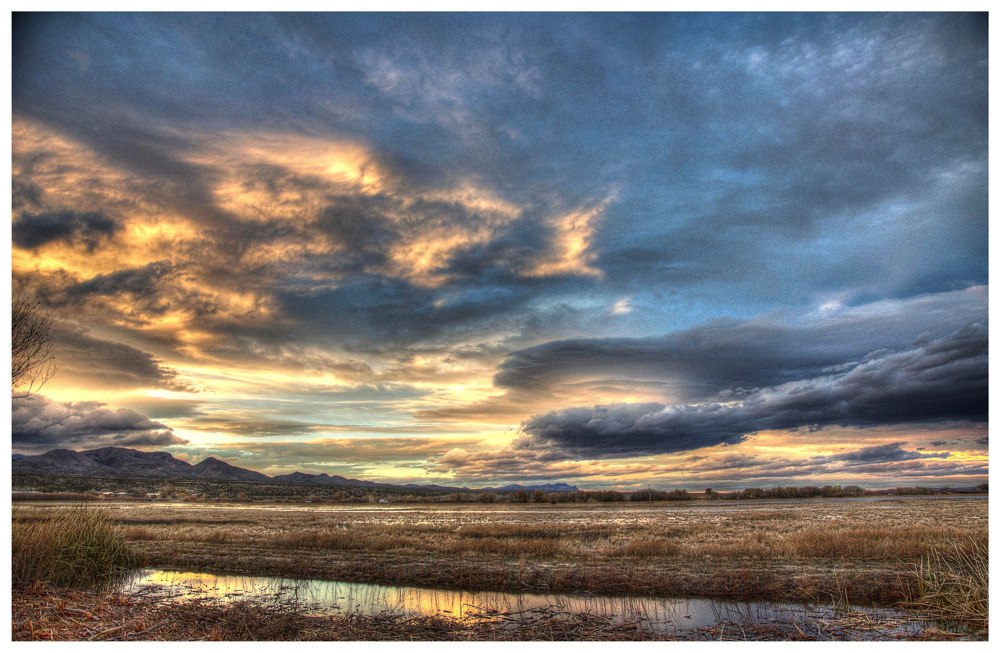 photoblog image Sundown...