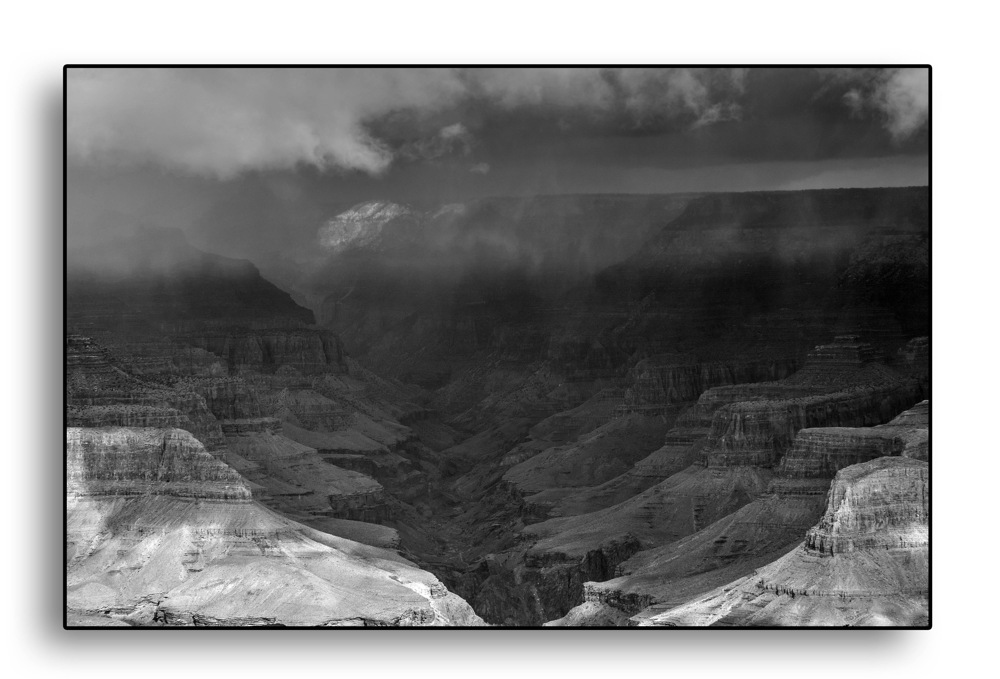 photoblog image Bright Angel canyon...