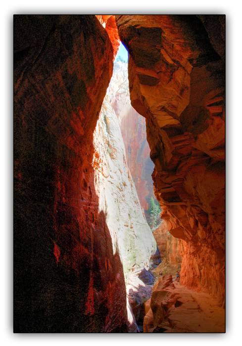 photoblog image Echo canyon,