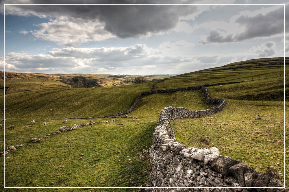 photoblog image Above Malham.